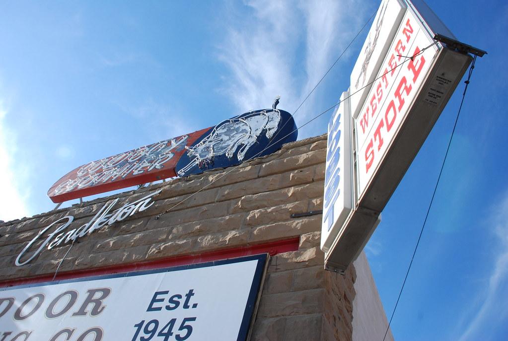 western store in greybull, wyoming
