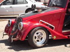 Open Up & say Ahh (stevencook) Tags: willys 1933 100drags midnightmusclecarclub snakeriverexpress