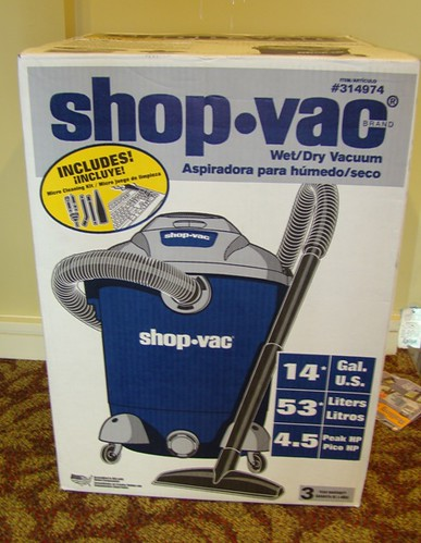 ShopVac