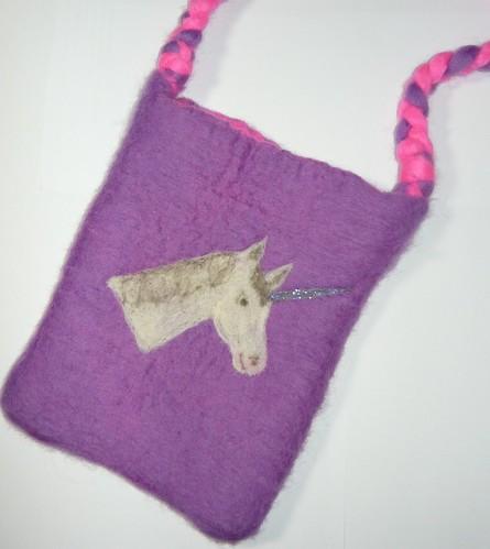 Custom bag for a little girl