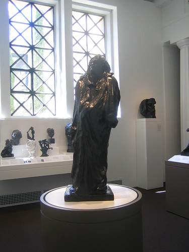 Rodin, Cantor Arts Center, Stanford University _ 1804