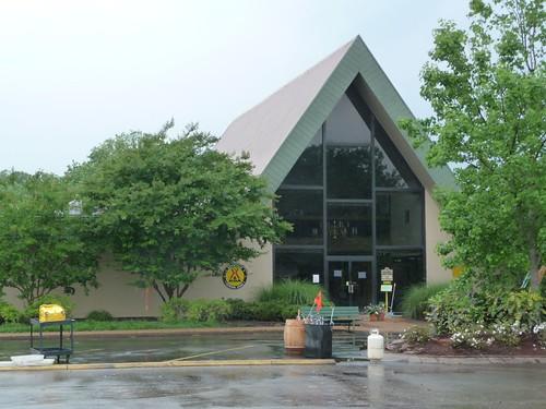 flood damaged registration office.