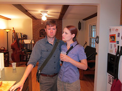 ian and tammy as richard and eloise