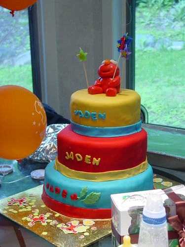 Design Your Birthday Bash Cake