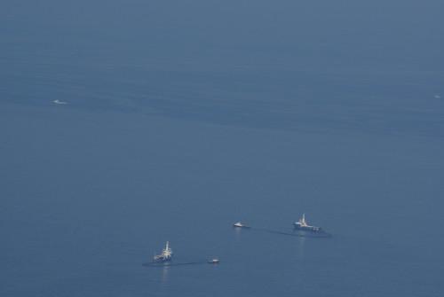 SACE gulf image - surface