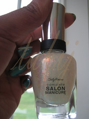 Sally Hansen Lagoon with Hidden Treasure