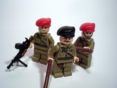 British Airborne (PhiMa') Tags: lego wwii ww2 commonwealth worldwar2 brengun 1stairborne