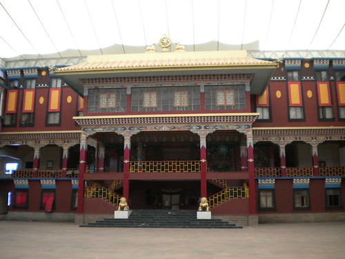 Buddhist temples of Palampur