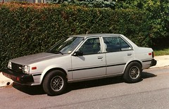 1982 nissan sunny ncar datsun sentra