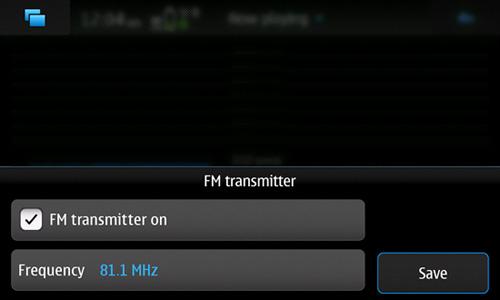 N900 FM Transmitter