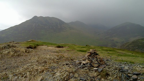 Barrow Fell summit