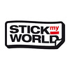 stick my world (new logo)