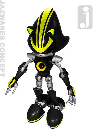 Metal Sonic v.3