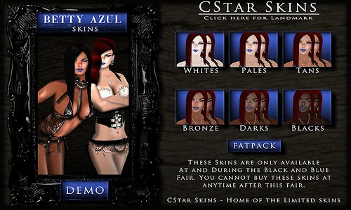 .::CStar::. Betty Azul Skins and Shape