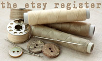 The Etsy Register