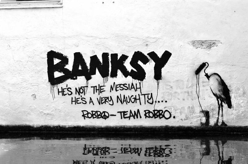 Banksy :: Click for previous
