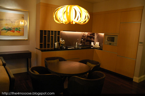 Ascott Raffles Place - Kitchen