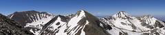 La Sal High Peaks (Gafoto) Tags: panorama mountains utah ut peak moab laurel peale lasals mellenthin tukuhnikivatz prelaurel