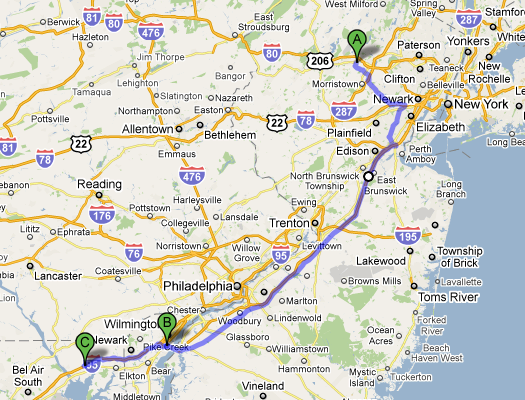 Day 01 Stop 2 - North East, MD