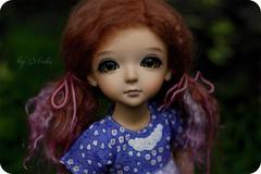 Tamsyn (meike) Tags: green garden doll gloomy coco tiny bjd resin tanned tamsyn grownup latidoll 30cm lati