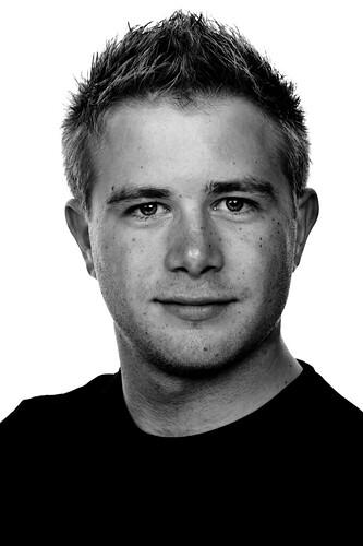 Portrait of Alex Farrow