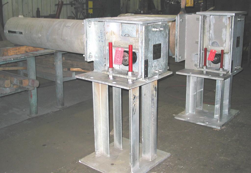44,000 lb. load Horizontal Upthrust Constant