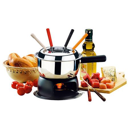 panela para fondue de queijo