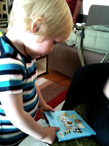 En bok om Bamse!