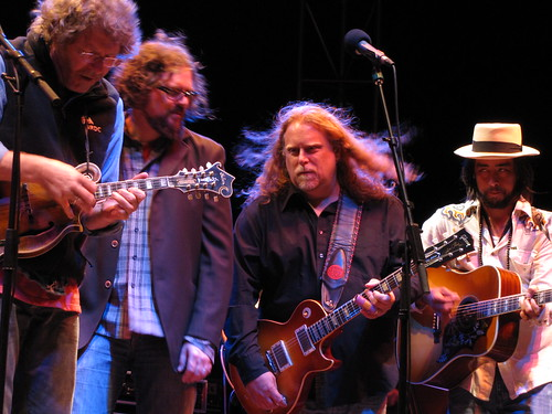 Sam Bush, Patterson Hood, Warren Haynes, Jackie Greene