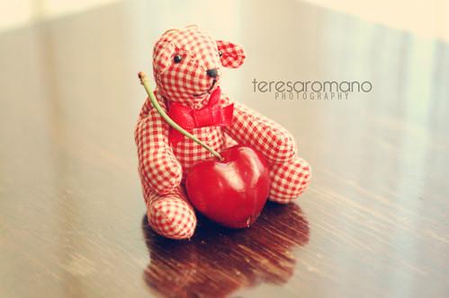 Heart cherry