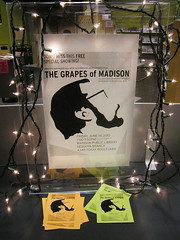 "Free Showing of ""Grapes of Madison"" Film at Sequoya Friday Night"