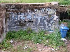 (kewlio) Tags: sanfrancisco graffiti setup armer kcw