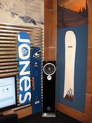 Speaking of snowboards