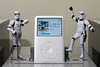 Dance party (-spam-) Tags: music apple canon toy starwars ipod dancing mp3 plastic stormtrooper 365 figurine spacetrooper artvsscience