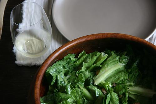 Mom's Caesar Salad