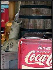 Epcot's Outpost (C. Evans) Tags: orlando epcot florida coke disney disneyworld cocacola outpost worldshowcase