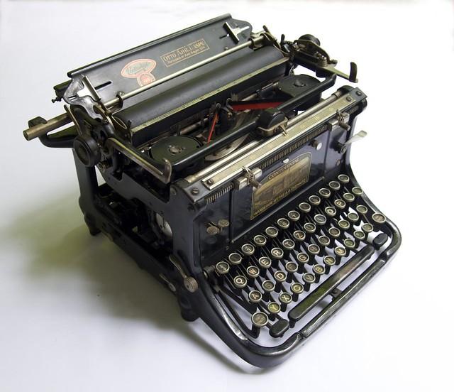 Continental Standardschreibmaschine