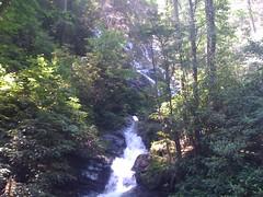 Dukes Creek Falls Main Cascade