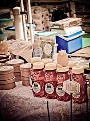 163/365: Farmer's Market Honey (nonchalantgirl) Tags: farmersmarket honey 365