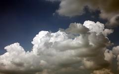 Clouds (limetwr) Tags: blue sky cloud weather clouds cumulus skyandclouds picnik badweather meteorology cirrus meteo fairweather meteoforecast