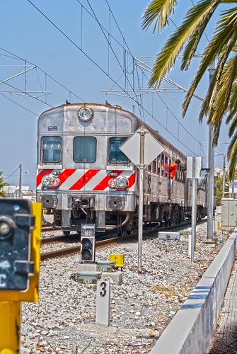 Tren de Faro HDR