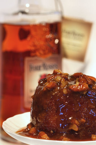 Bourbon pecan sticky toffy pudding 9032 R