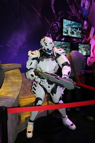 E3 2010 Vanquish suit