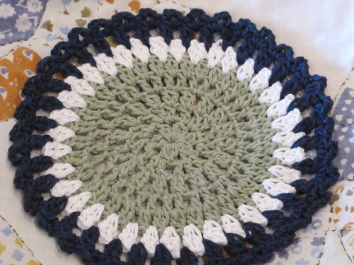 Dishcloth gift for Jen