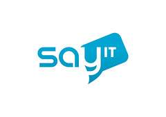 logo sayIT (gaspartorriero) Tags: logo sayit