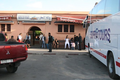 Supratours Bus from Marrakech to Ouarzazate