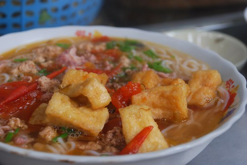 Old Quarter Bun rieu