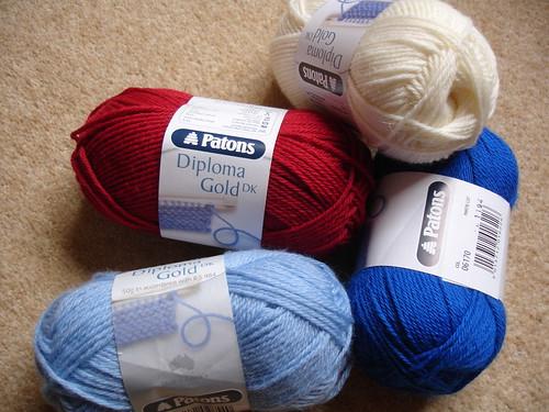 DK yarn for blankie squares (2)