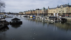 Stockholm, on the way to Djurgården