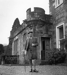 Colonel Sir Donald Hamish Cameron of Lochiel (1910 - 2004),